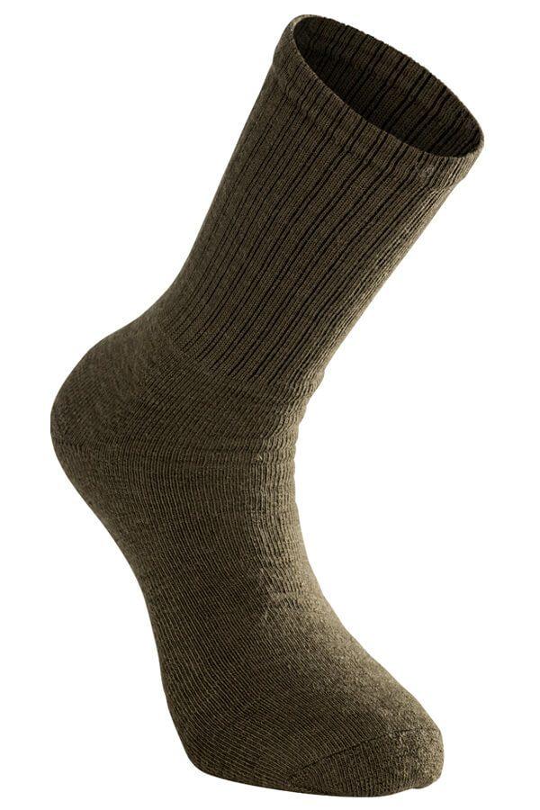 Socks 200 Pine Green