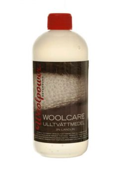 Wool care wash, ulltvättmedel