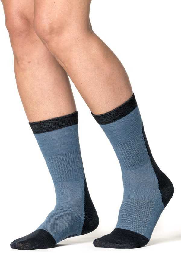 Socks Skilled Liner Classic - Nordic Blue