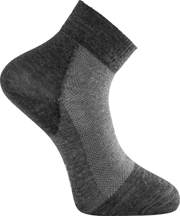 Woolpower Socks Skilled Liner short grey