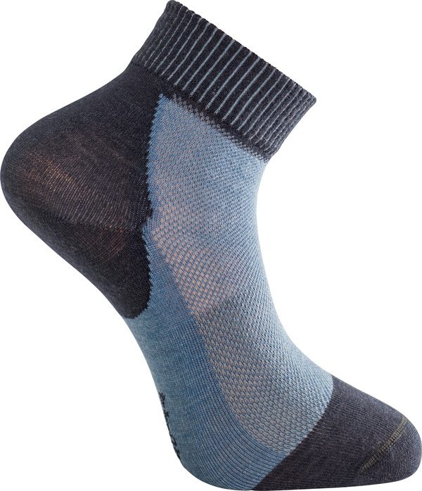 Socks skilled liner short nordic blue
