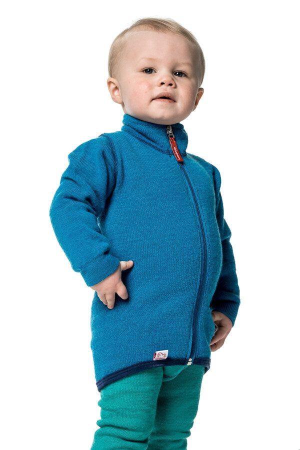 Kids Full Zip Jacket 400