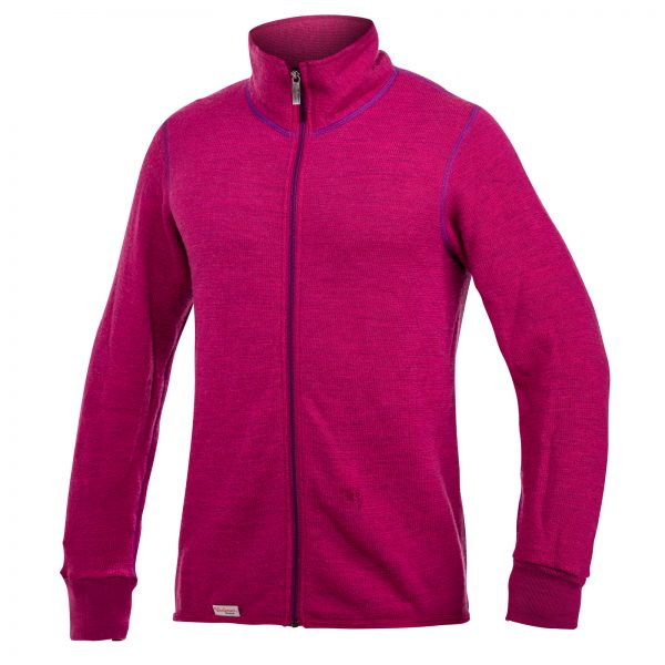 Full Zip Jacket 400 Colour Collection Cerise/Purple