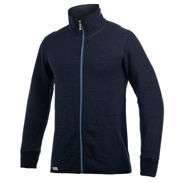 Full Zip Jacket 400 Colour Collection Dark Navy/Nordic Blue