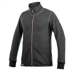 Full Zip Jacket 400 Colour Collection Grey/Rose