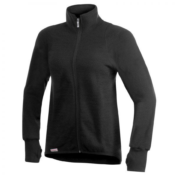 Full Zip Jacket 600 Black