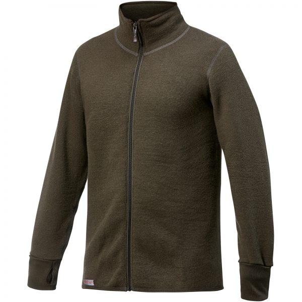 Full Zip Jacket 600 Pine Green