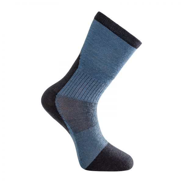 Socks Skilled Liner Classic Dark Navy/Nordic Blue