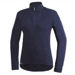 Zip Turtleneck 400 Dark Navy